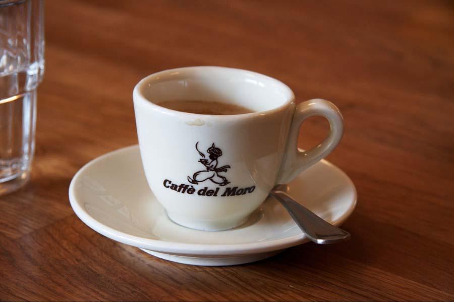 Kompletiranje ob kavi