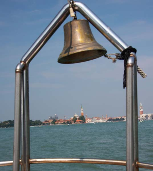 Končno v Benetke