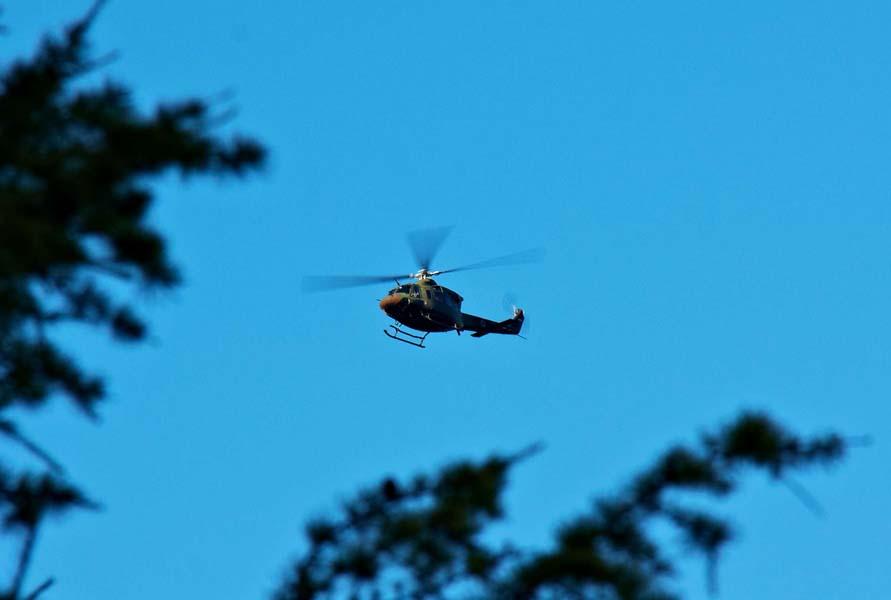 Helikopter v akciji