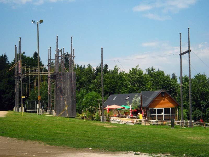 Adrenalinski park Pohorje