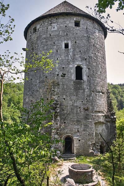 Ravbarjev stolp